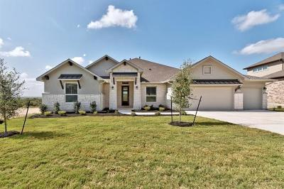 Dripping Springs Single Family Home For Sale: 539 Crosswater Ln