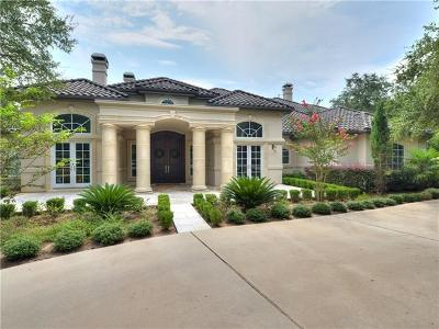 Austin Single Family Home For Sale: 2705 Maravillas Cv