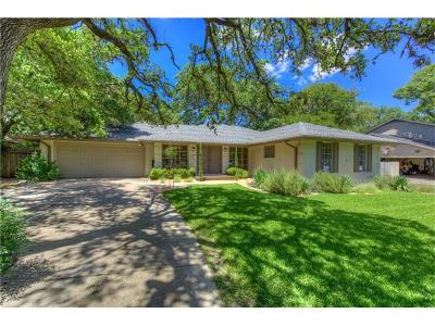 Austin Single Family Home For Sale: 4300 Greystone Dr