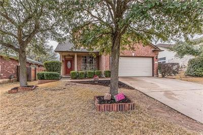 Cedar Park Single Family Home For Sale: 704 Settlement St