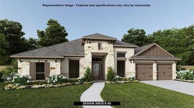 Austin TX Single Family Home For Sale: $559,900