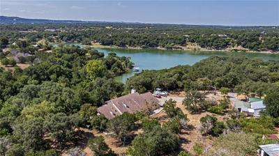 Spicewood Single Family Home For Sale: 24600 Lake View Dr