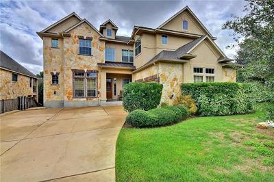 Hays County, Travis County, Williamson County Single Family Home For Sale: 7900 Journeyville Dr