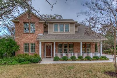 Travis County Single Family Home Pending - Taking Backups: 5606 Shady Oak Ct