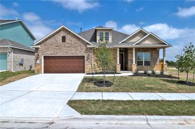 Hutto Single Family Home For Sale: 104 Skylark Ln