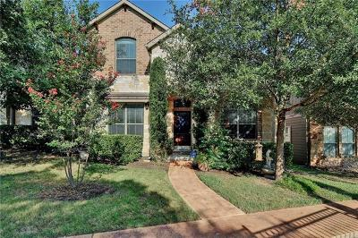 Cedar Park Condo/Townhouse For Sale: 11400 W Parmer Ln #34