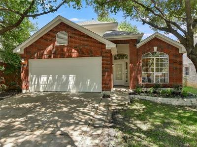 Hays County, Travis County, Williamson County Single Family Home For Sale: 9401 Bernoulli Dr