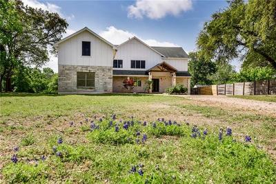 Round Rock Single Family Home For Sale: 1119 Ledbetter St
