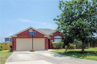 Lockhart Single Family Home For Sale: 506 Shelleys Cv