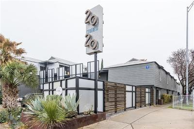 Austin Condo/Townhouse Pending - Taking Backups: 2020 S Congress Ave #1112