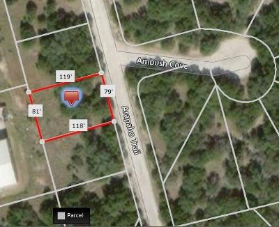 Lago Vista TX Residential Lots & Land For Sale: $17,995