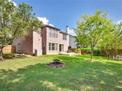 Round Rock Single Family Home For Sale: 3029 Hill St