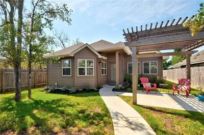 Buda Single Family Home For Sale: 437 Tilly Ln
