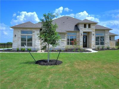 Leander Single Family Home For Sale: 2560 Square Nail Cv