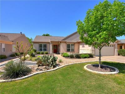 Georgetown TX Single Family Home Pending: $379,900