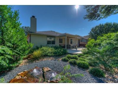 Cedar Park Single Family Home Pending - Taking Backups: 1645 Abbey Ln