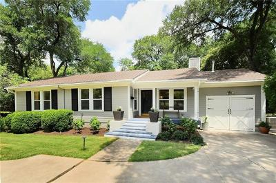 Austin Single Family Home Pending - Taking Backups: 8 Margranita Cres