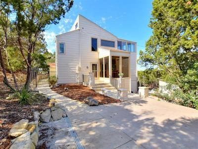 Lago Vista Single Family Home Pending - Taking Backups: 20903 Tomahawk St