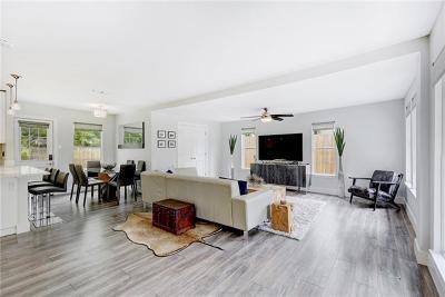 Single Family Home For Sale: 3000 Locke Ln