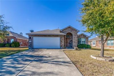 Leander Single Family Home For Sale: 201 S Treasure Oaks Dr