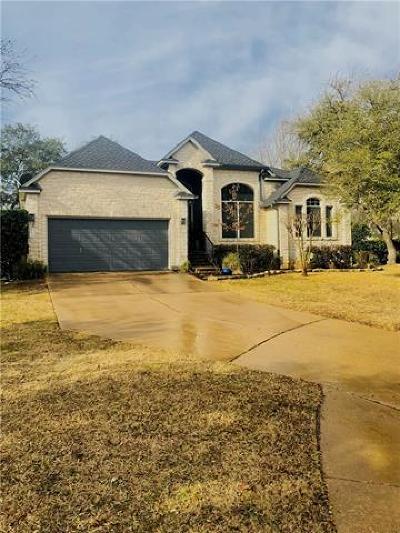 Austin Single Family Home Pending - Taking Backups: 3112 Portola Ct