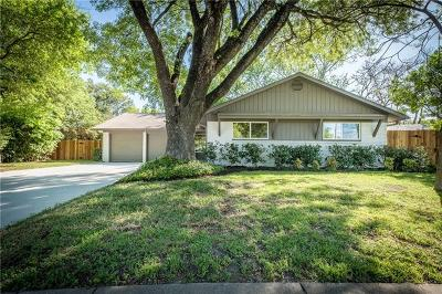 Single Family Home For Sale: 1900 Teakwood Dr