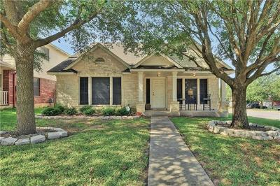 Pflugerville Single Family Home For Sale: 1029 Betty Baker Cv