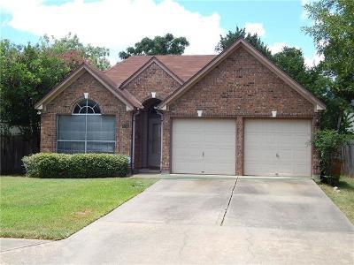Austin Single Family Home For Sale: 9706 Nightjar Dr