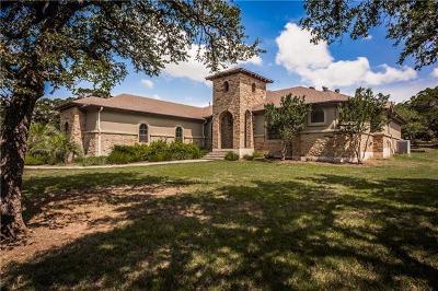 Driftwood Single Family Home For Sale: 2412 La Ventana Pkwy