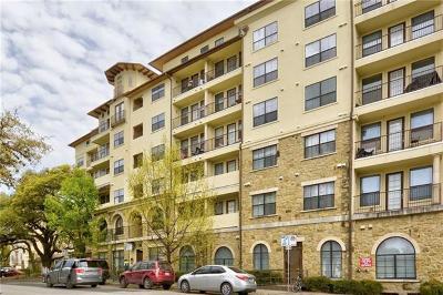 Texan Tower Condo Amd Condo/Townhouse For Sale: 2505 San Gabriel St #401