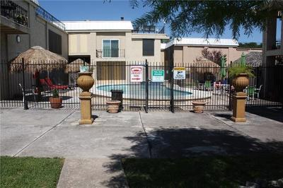 Lago Vista Condo/Townhouse For Sale: 5918 Lago Vista Way #D-30