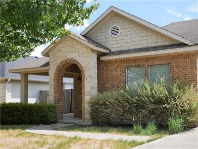 Hutto Single Family Home For Sale: 219 Hyltin St