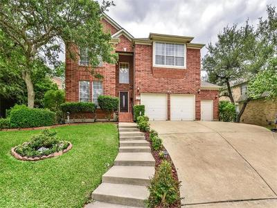 Austin TX Single Family Home For Sale: $549,000