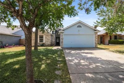 Austin Single Family Home For Sale: 14701 Menifee St