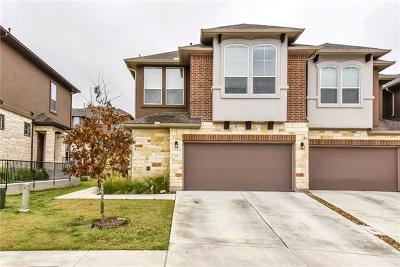 Pflugerville Condo/Townhouse Pending - Taking Backups: 205 Homily Dr