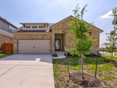 Liberty Hill Single Family Home For Sale: 200 Rebel Red Rd
