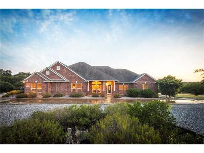 New Braunfels Single Family Home For Sale: 107 Iron Horse
