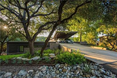 Travis County Single Family Home Pending - Taking Backups: 1101 Canyon Edge Dr