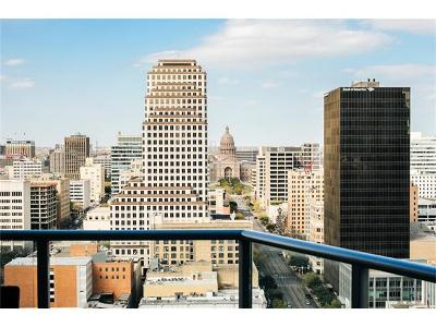 Austin Condo/Townhouse For Sale: 200 Congress Ave #23D