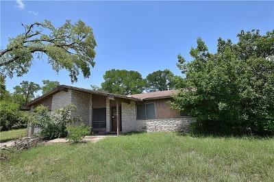 Austin Single Family Home For Sale: 5100 Woodmoor Dr