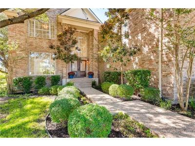 Austin TX Single Family Home Pending - Taking Backups: $829,000