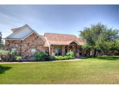 Spicewood Single Family Home Pending - Taking Backups: 4101 Noon Day Cv
