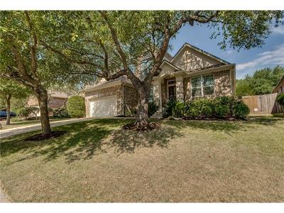 Austin TX Single Family Home For Sale: $519,990