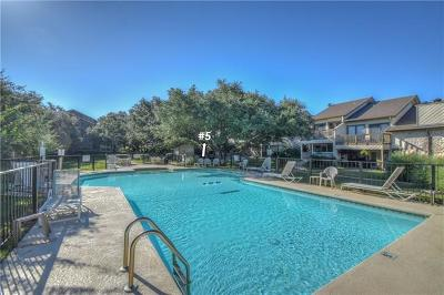 Horseshoe Bay Condo/Townhouse For Sale: 307 Crestview #5