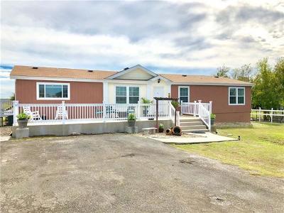 Kyle Single Family Home For Sale: 116 Everett Dr