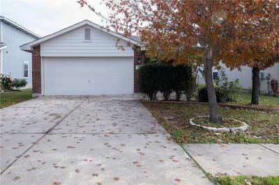 Del Valle Single Family Home For Sale: 6721 Plains Crest Dr
