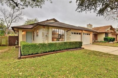 Travis County Single Family Home Pending - Taking Backups: 4513 Keota Dr