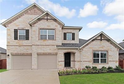 Georgetown Single Family Home For Sale: 1320 Highland Ridge Rd