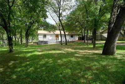 Buda Single Family Home Pending - Taking Backups: 12629 Red Bud Trl