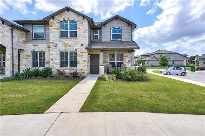 Austin Condo/Townhouse For Sale: 13700 Sage Grouse Dr #2001